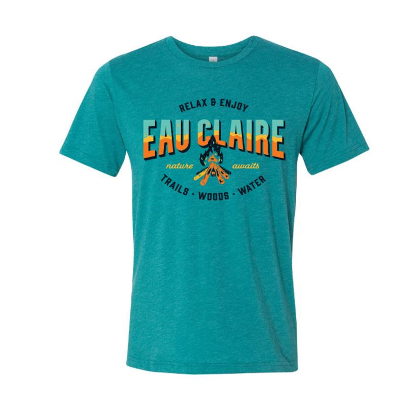 Volume One Eau Claire Campfire Tee