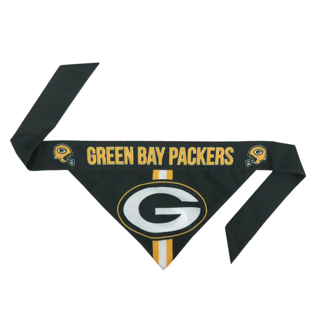 Volume One Pet Bandana - Green Bay Packers