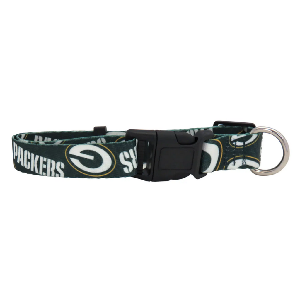 Volume One Pet Collar - Green Bay Packers