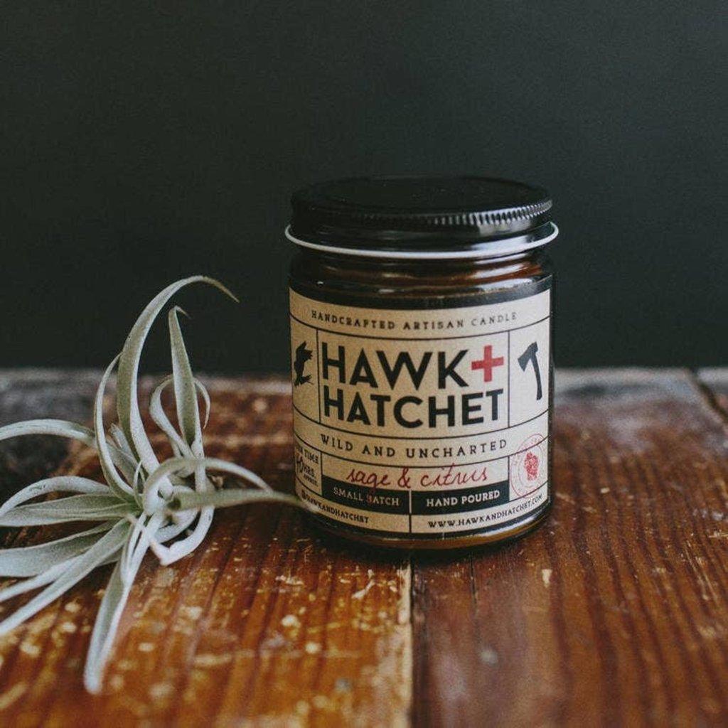 Hawk & Hatchet 8oz. Candle