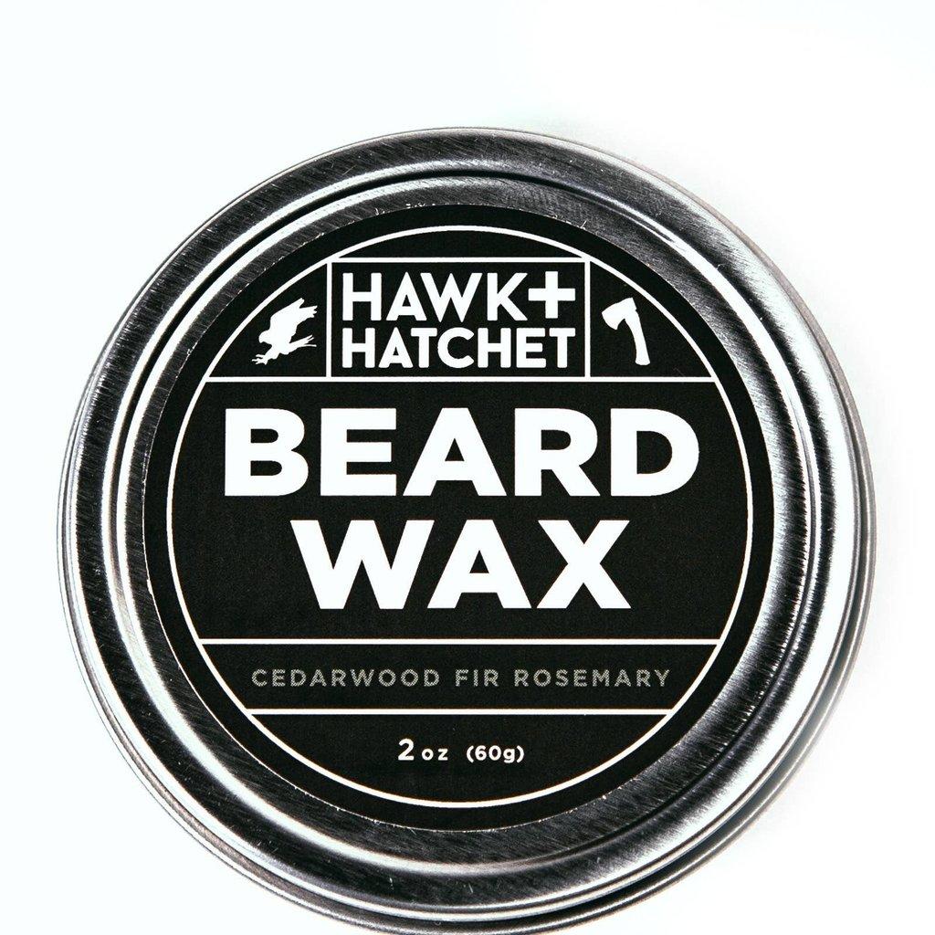 Beard Wax - Cedarwood, Fir and Rosemary