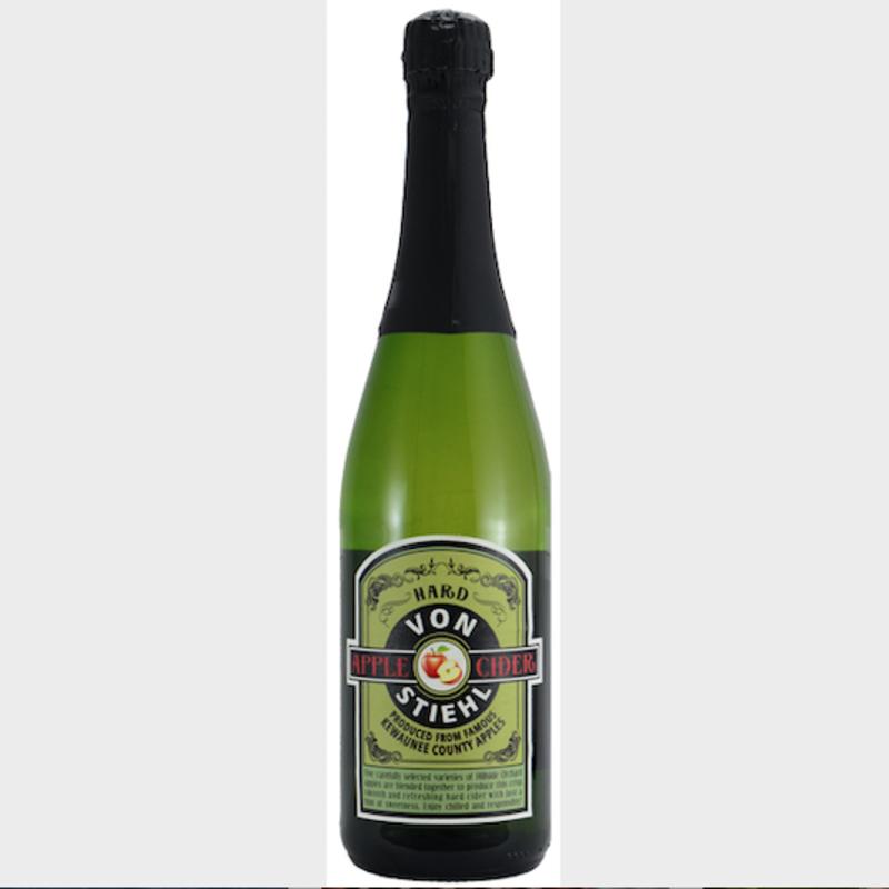 Von Stiehl Hard Apple Cider