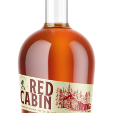 Central Standard Red Cabin Bourbon