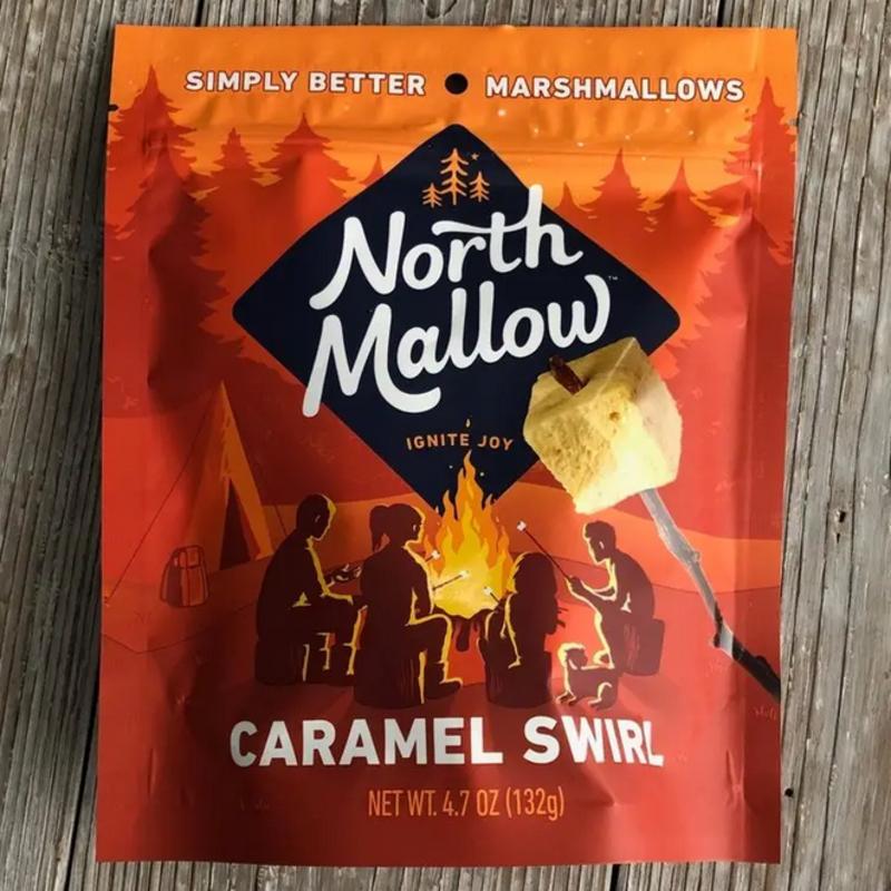 North Mallow - Caramel Swirl Marshmallows