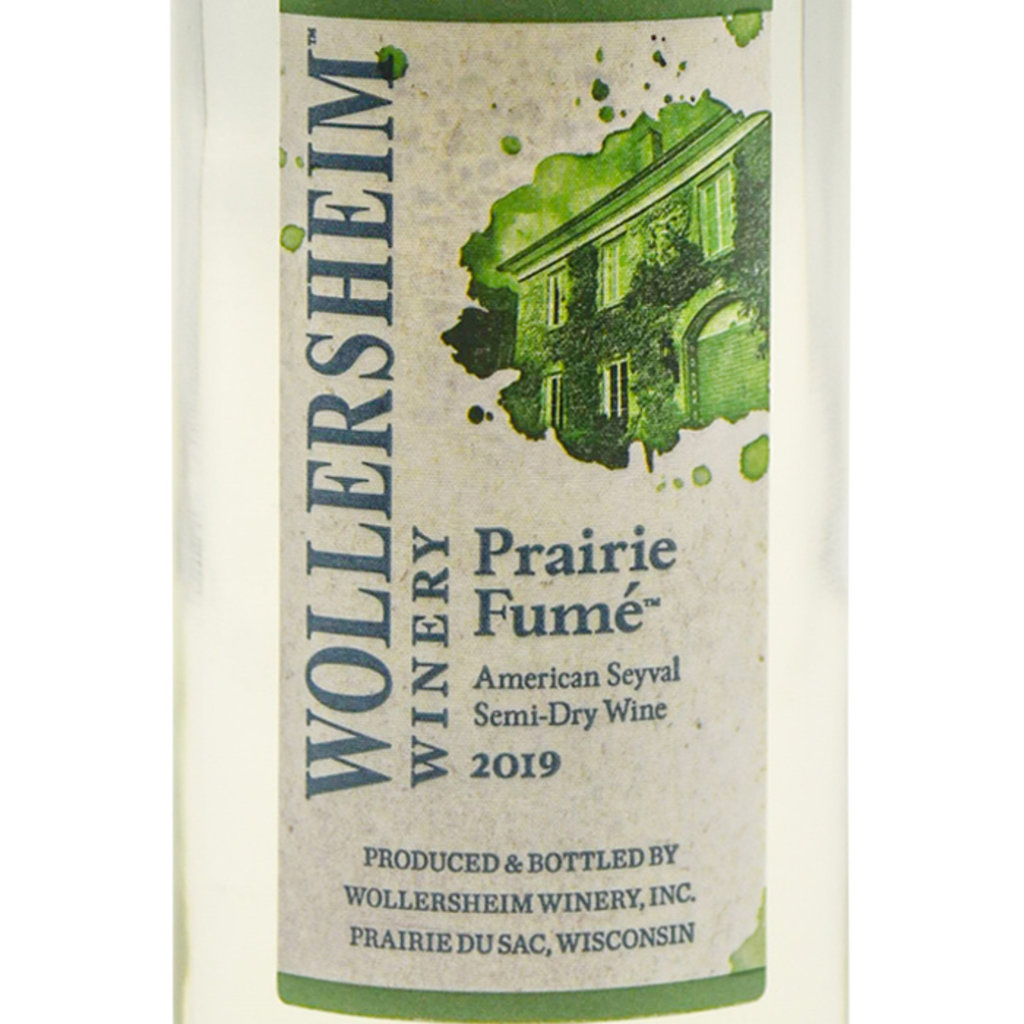 Wollersheim WIne - Prairie Fume
