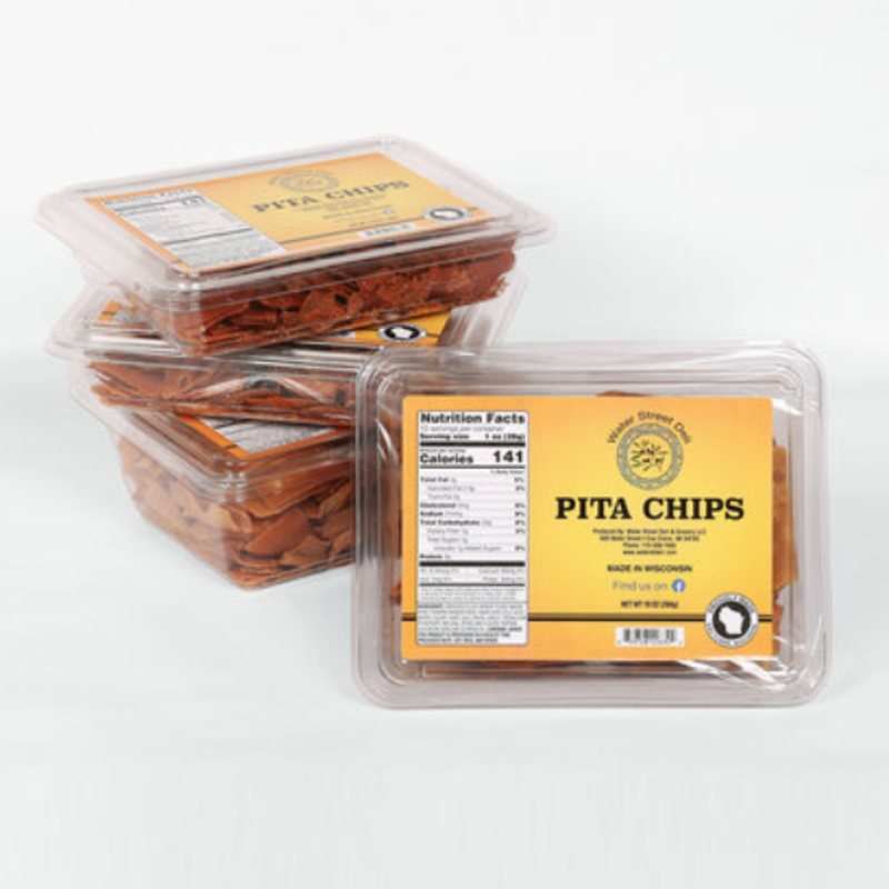 Water Street Deli Pita Chips (10 oz.)
