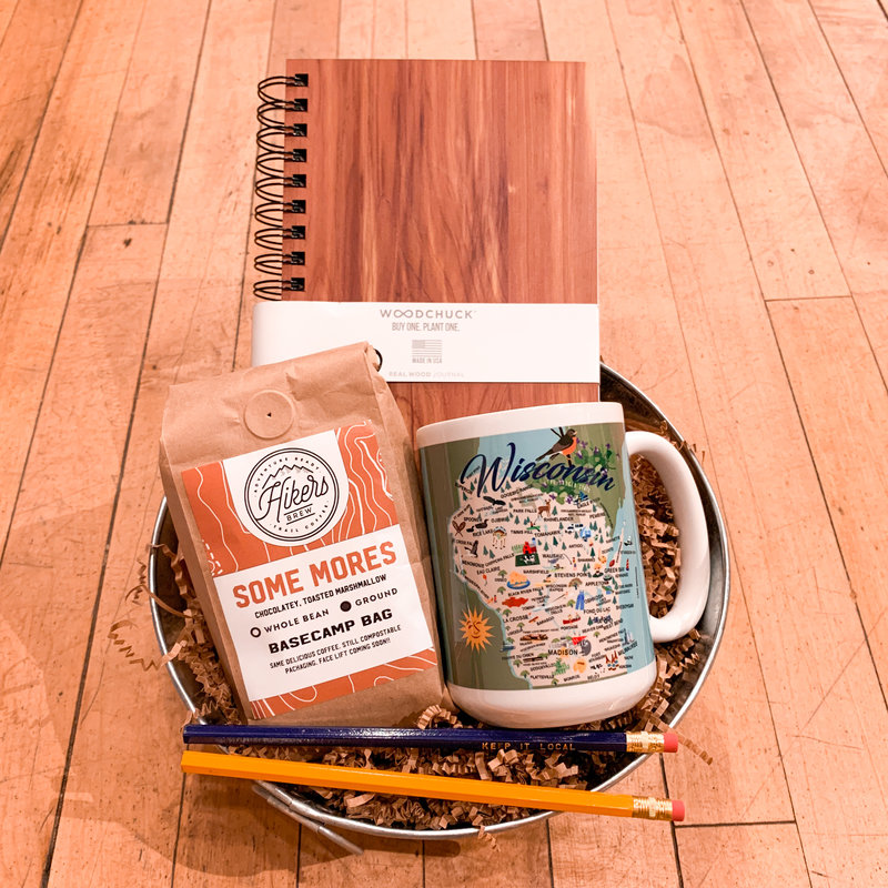 Volume One Gift Basket - The Professional