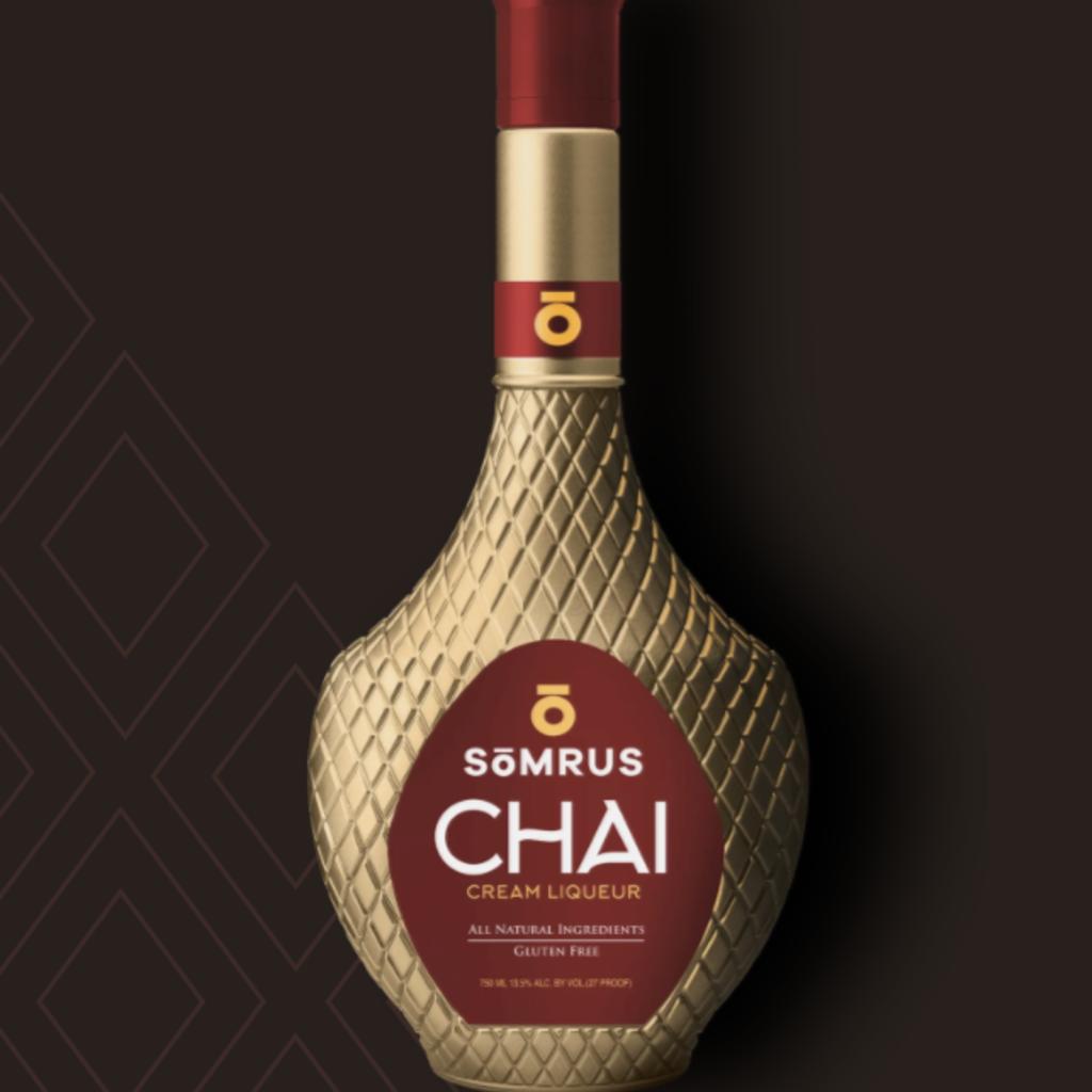 Somrus Cream Liquor - Chai