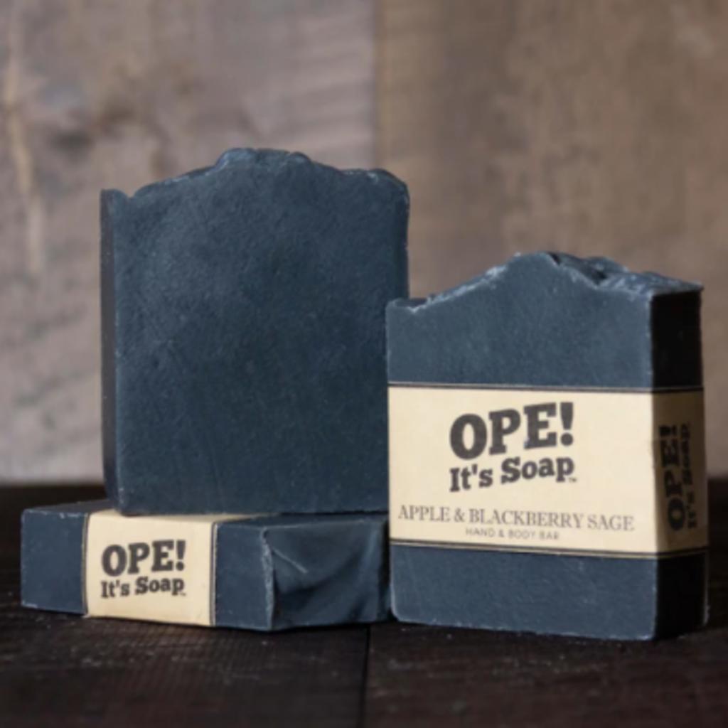 Ope! Soap - Apple & Blackberry Sage