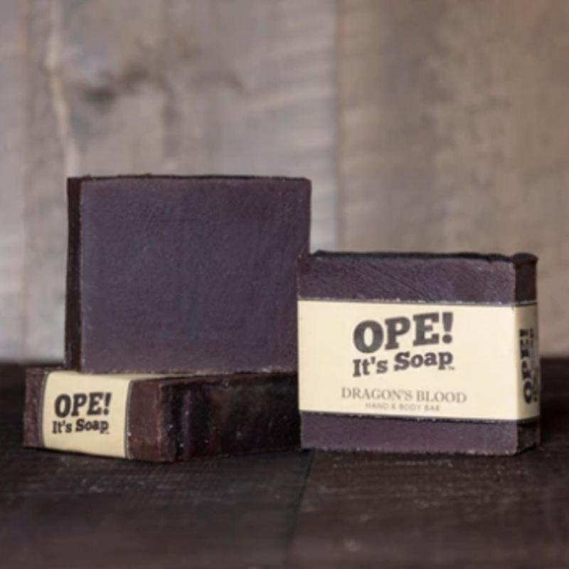 Ope! Soap - Dragon's Blood