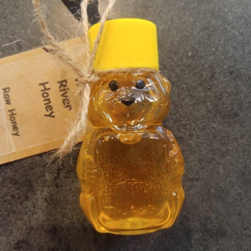 Raw Honey - 2 oz Bear
