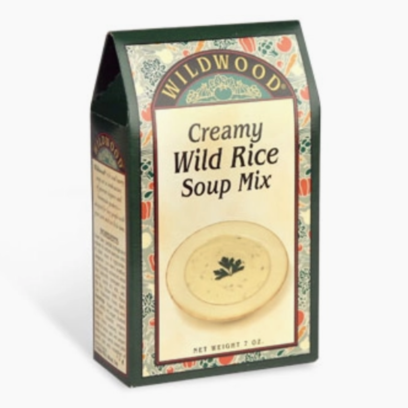 Wildwood Specialty Foods Soup Mix - Creamy Wild Rice Soup