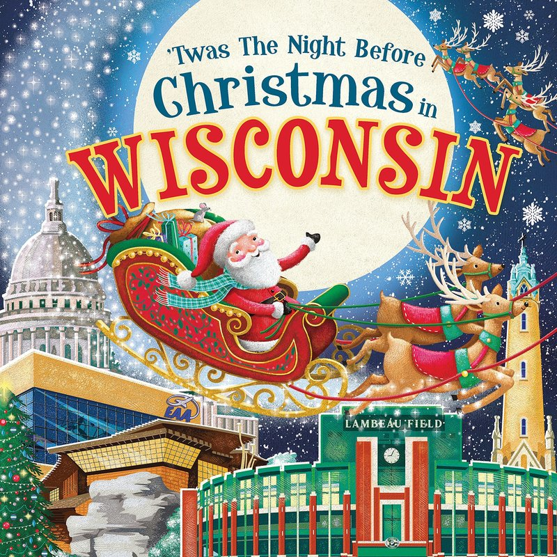 Ingram Twas the Night Before Christmas in Wisconsin