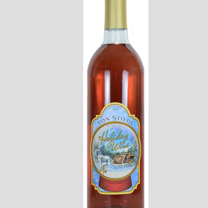 Von Stiehl Holiday Wine