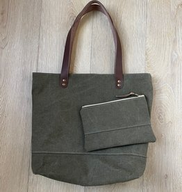 Emmy Lou Bags Canvas Tote Bag