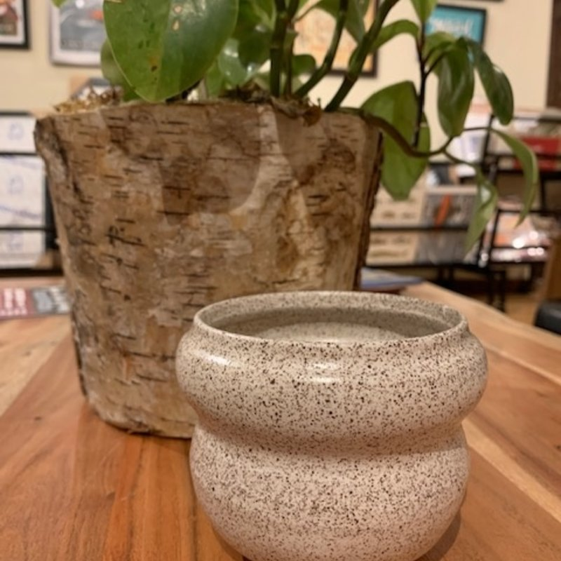 Ceramic Hourglass Shape - Large