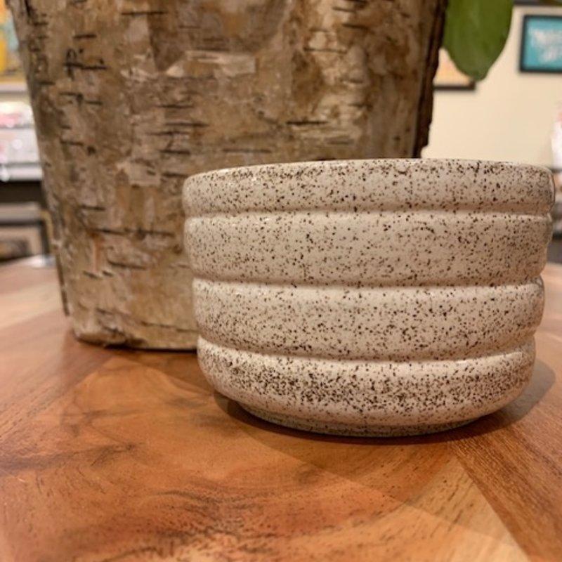 Speck Bowl - Gloss White (Medium)