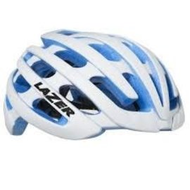 Lazer HELMET Z1 W/AS LOCK CAP WHT 58-61