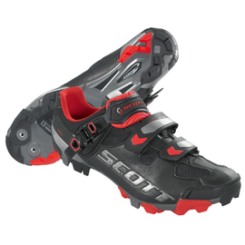 SCOTT SHOE MTB TEAM CARBON BLACK