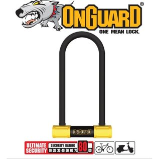 On Guard LOCK ALARM ULOCK