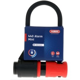 Abus LOCK U-BOLT 440 ALARM MINI