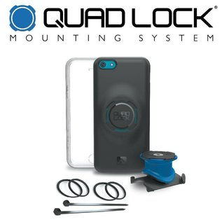 Quad Lock IPHONE 6 PLUS/6S PLUS BIKE KIT