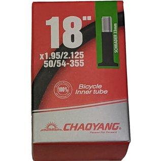 "Chaoyang TUBE 18"" x 1.95/2.125 33CM SCHRADER VALVE"