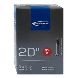 """Schwalbe TUBE 20"""" X1.1-1.5 SCHRADER VALVE 40MM"""