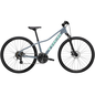 TREK DUAL SPORT 1 WOMEN'S GREY 2021