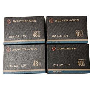 Bontrager 4 x TUBE SL 26 X 1.25-1.75 PV 48MM