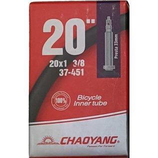 """Chaoyang TUBE 20"""" X 1.3/8 PRESTA VALVE 33CM"""