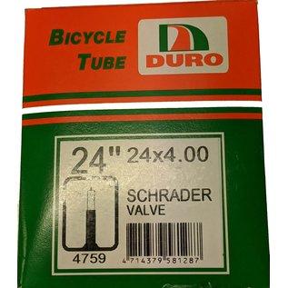 """Duro TUBE 24"""" X 4 SCHRADER VALVE"""
