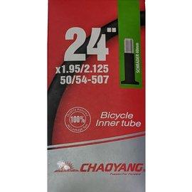 "Chaoyang TUBE 24"" x 1.95/2.125 SCHRADER VALVE"