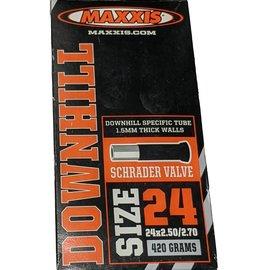 "Maxxis TUBE 24"" x 2.5/2.7 SCHRADER VALVE"