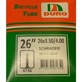 """Duro TUBE 26"""" x 3.5/4 SCHRADER VALVE"""