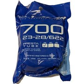 VEETIRECO TUBE 700 x 23/28 PRESTA VALVE