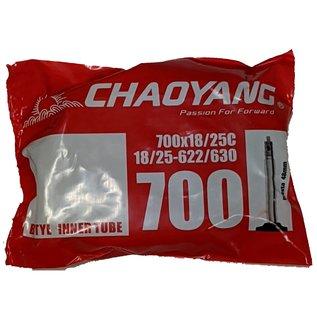 Chaoyang TUBE 700 x 18/25 48mm PRESTA VALVE