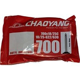 Chaoyang TUBE 700 x 23/28 80mm PRESTA VALVE