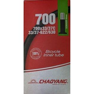 Chaoyang TUBE 700 x 33/37 40mm SCHRADER VALVE