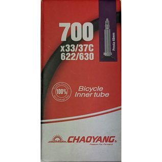 Chaoyang TUBE 700 x 33/37 48mm PRESTA VALVE