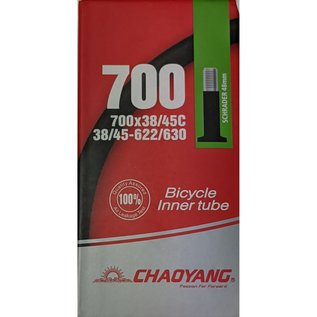 Chaoyang TUBE 700 X 38/45 48mm SCHRADER VALVE
