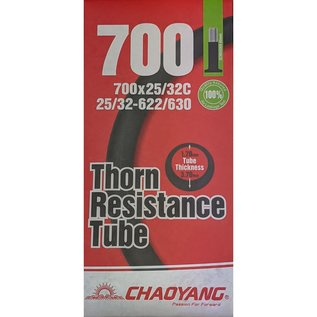 Chaoyang TUBE 700 X 25/32 SCHRADER VALVE THORN RESISTANT