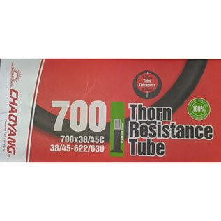 Chaoyang TUBE 700 x 38/45 SCHRADER VALVE THORN RESISTANT