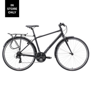 MALVERN STAR SPRINT 2 2021 Matt Black/Grey