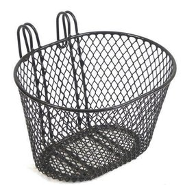 BASKET WIRE SMALL BLACK