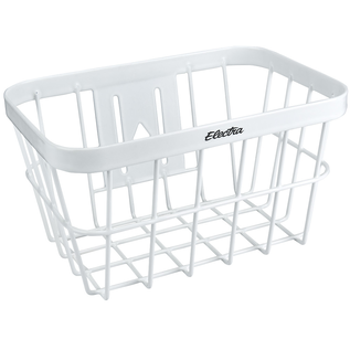 ELECTRA BASKET FRONT WIRED SMALL - 3 COLOURS