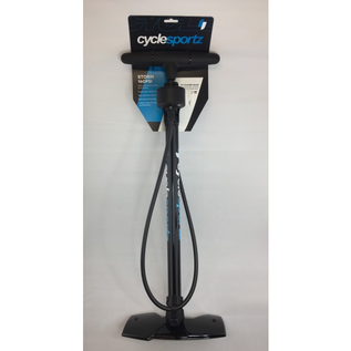 Cyclesportz FLOOR PUMP STORM