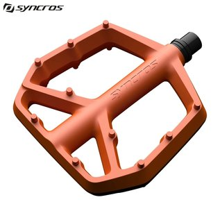 Syncros PEDALS FLAT SQUAMISH III LARGE - 6 COLOURS