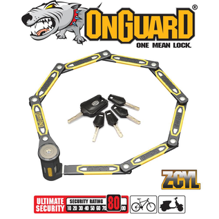 On Guard LOCK K9 HEAVY DUTY LINK PLATE