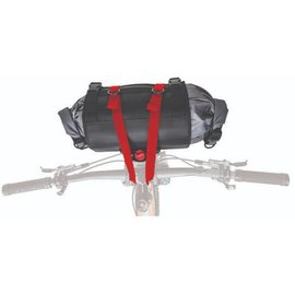 Blackburn BAG HANDLEBAR ROLL OUTPOST W/DRYBAG Black
